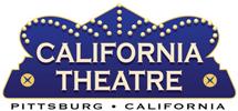 Pittsburg California Theatre logo