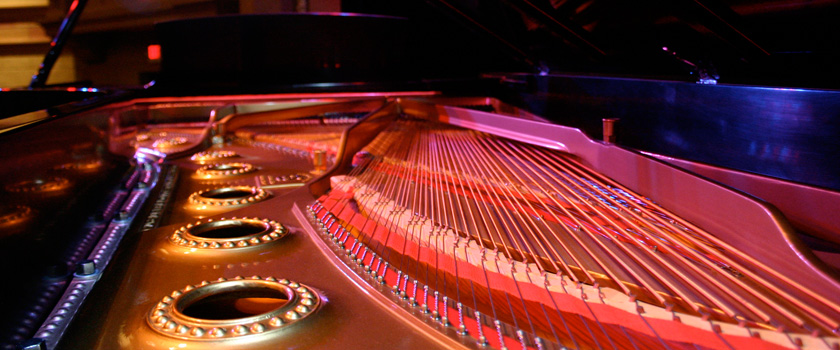 Pittsburg California Theatre piano